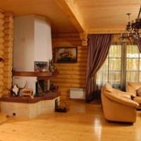 Стили оформления комнат в деревянном доме