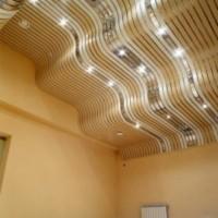 Навесные потолки