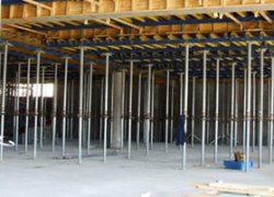 Использование стальной и алюминиевой опалубки в строительстве