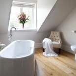 Мербау — паркет для ванной комнаты