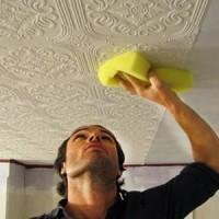 Виды и типы потолочного ремонта