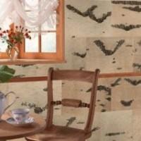 Природные материалы: берестяные панели