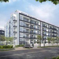 Проект дома средней этажности