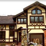 Декорирование загородного дома