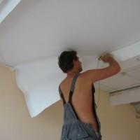 Потолки для «личных покоев»