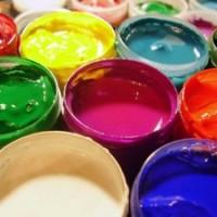 Ручная колеровка краски для стен