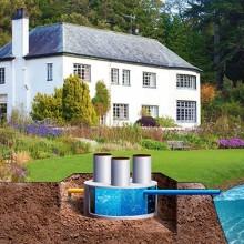 Создаем автономную канализацию для загородного дома