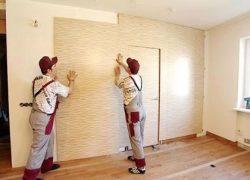 Обшивка стен стеновыми панелями