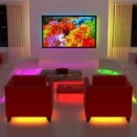 Создание световых эффектов в помещении