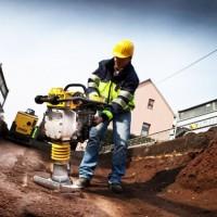 Применение вибротрамбовки в строительстве