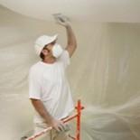 Как удалить с потолка старые обои