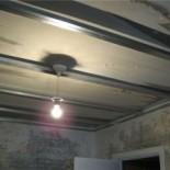Старые потолки. Что лучше сделать?