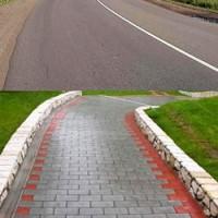 Дорожная плитка или привычный асфальт
