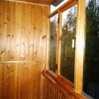 Стеклим балкон