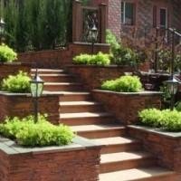 Ступени для лестниц от компании «Идеальный Камень»