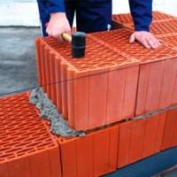Технология кладки кирпичных стен