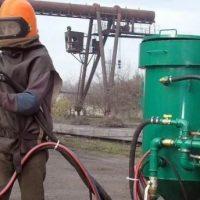 Компания «Бластинг сервис» — услуги пескоструйного оборудования