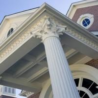 Как закрепить фасадные элементы