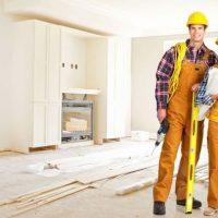 Капитальный ремонт дома. Этапы.