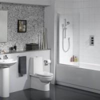 Оптимизируем пространство ванной комнаты
