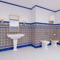 Отделка ванной комнаты: материалы