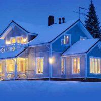 Окна, двери, погреб — потеря тепла в доме в зимний период