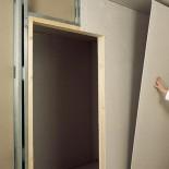 Выравнивание стены гипсокартоном
