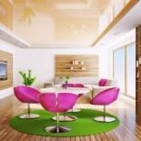 Натяжные потолки: особенности, достоинства и варианты