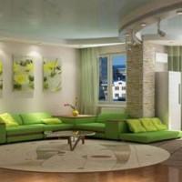 Модные тенденции ремонта квартир